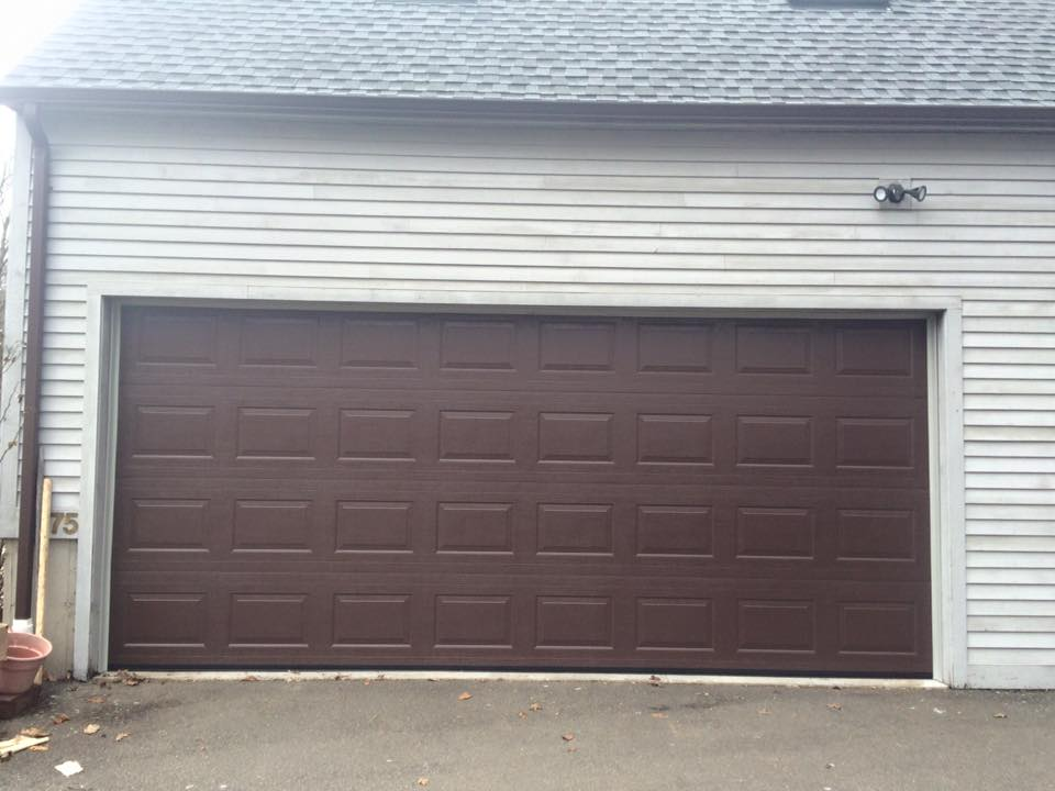 Connecticut overhead door gallery for 18x8 garage door