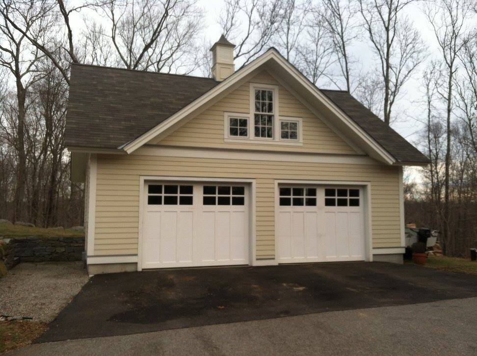 10u0027x7u0027 Classica 1000 Cortona Panel With Seine Glass And Blue Ridge  Decorative Hardware, Really Gives This Garage A High End Look And Feel,  Installed In ...