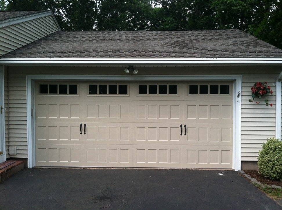 ... Installed In Portland, Garage Built By Michael Wrang Builders, Door  Powered By Linear LDCO800 Garage Door Opener Quiet And Strong 3/4hp/800  Newton